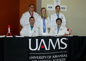 UAMS Screens Patients at Risk for Vascular Disease