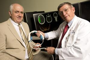 UAMS/UALR-Developed Clot Buster Device Helps in Stroke Treatment
