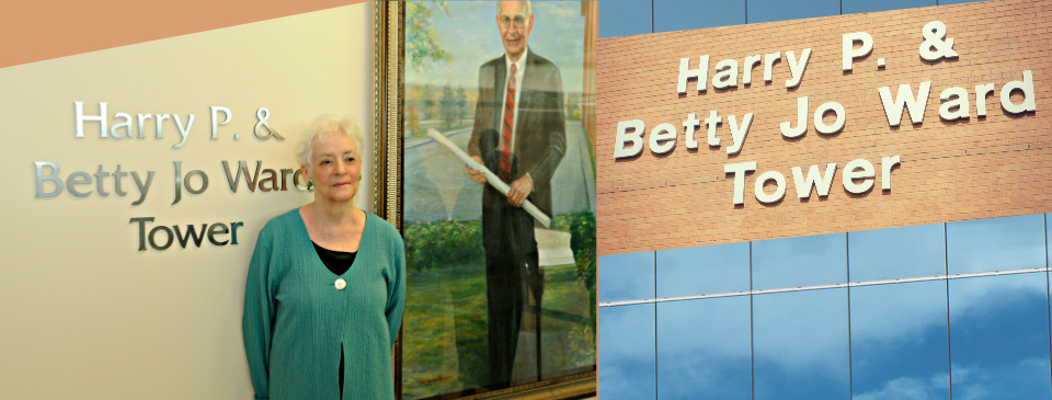 Betty Jo - a crucial part in advancing UAMS