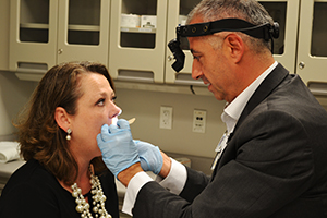 Salivary Gland Procedure Gives Patient Relief